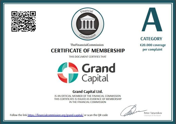 Đánh giá sàn Grand Capital