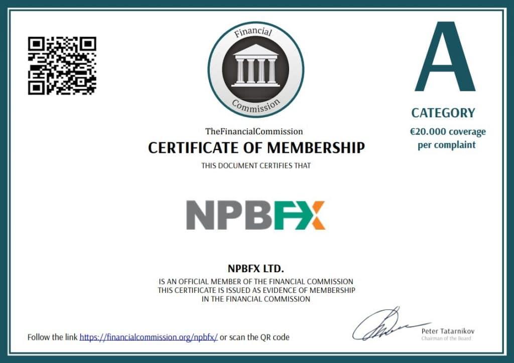 Đánh giá sàn forex npbfx
